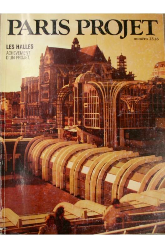 Les Halles, achèvement d'un projet