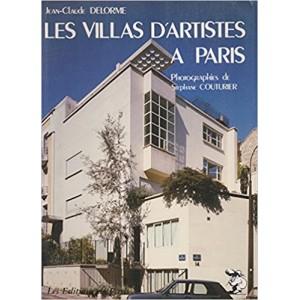 Les Villas d'artistes à Paris : De Louis Süe à Le Corbusier
