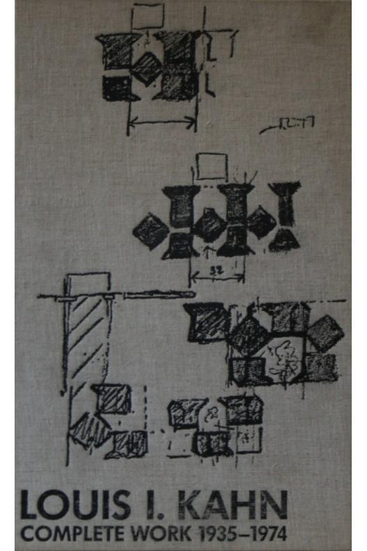 LOUIS I. KAHN. Complete work 1935-1974