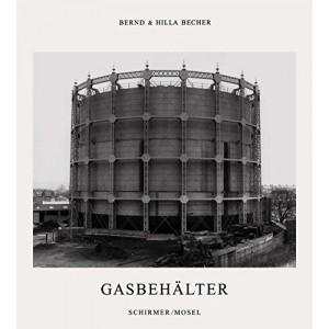 Bernd & Hilda Becher. Gasbehälter