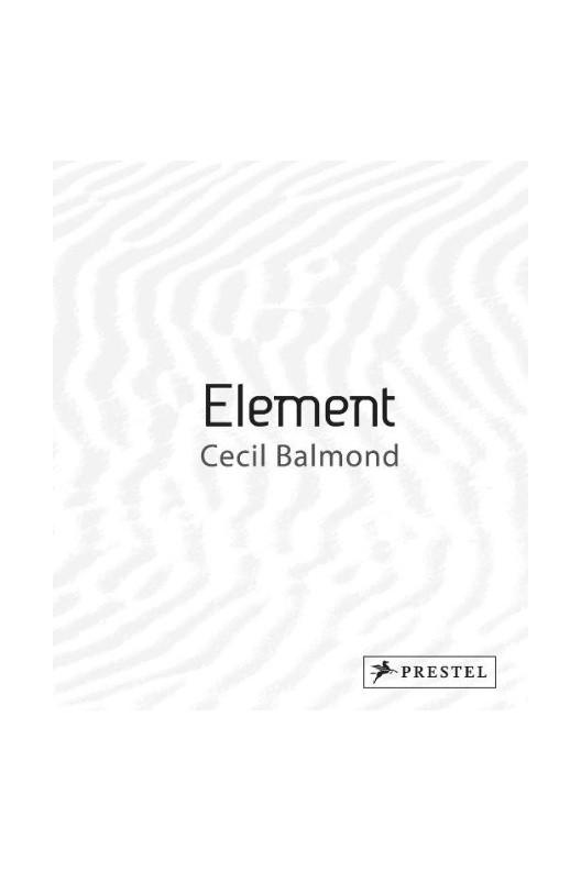 Element. Cecil balmont.