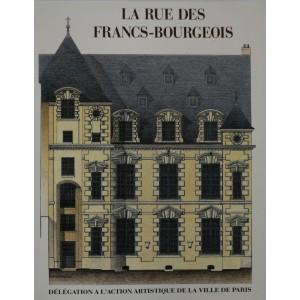 La Rue des Francs-bourgeois au Marais