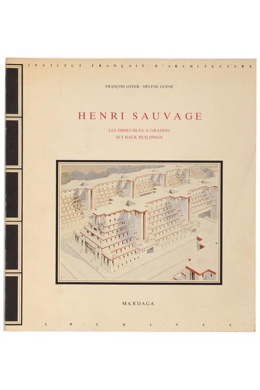 Henri Sauvage. Les immeubles à gradins.