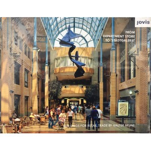 """From Department Store to """"Stadtgalerie"""" - Buildings for Retail Trade by Walter Brune"""