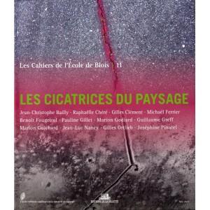 Les cahiers de l'Ecole de Blois 11 : Les cicatrices du paysage
