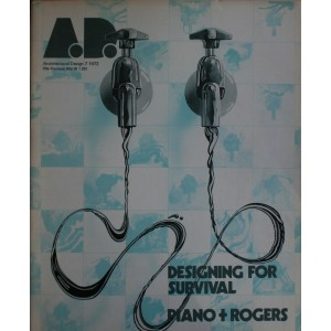 DESIGNING FOR SURVIVAL / PIANO + ROGERS