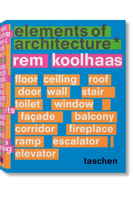 Rem Koolhaas - Elements of Architecture