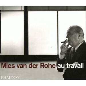 Mies van der Rohe au travail