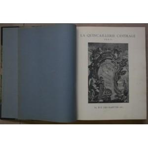 Catalogue la quincaillerie centrale, Paris 1932