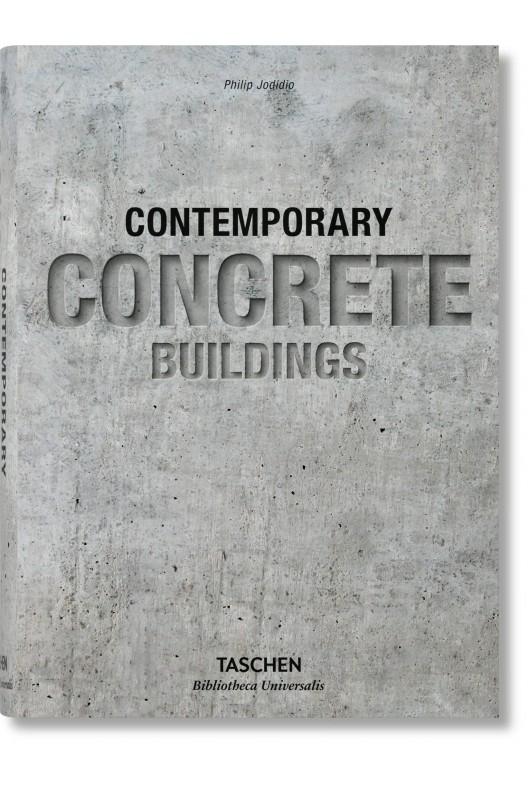 100 Contemporary Concrete Buildings / Béton