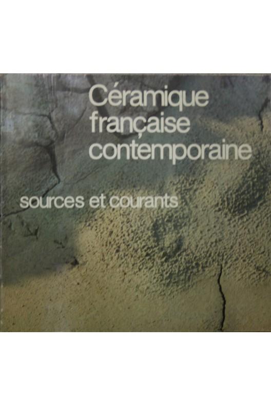 Céramique française contemporaine.