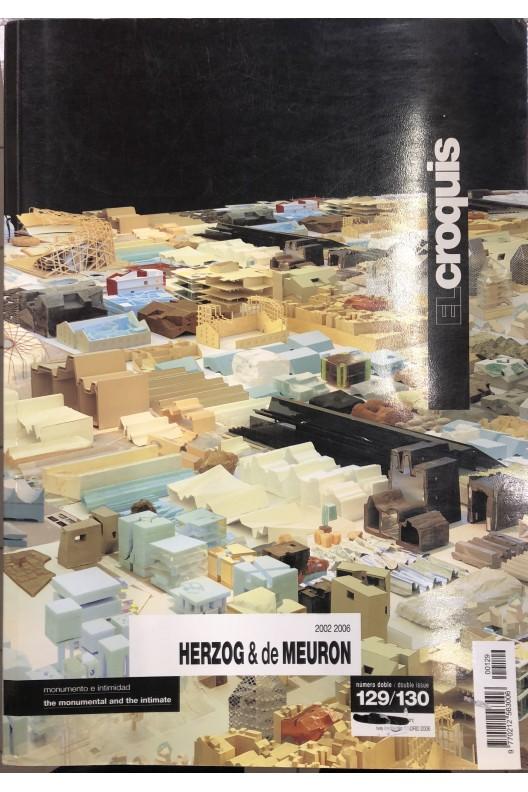 El Croquis 129-130 herzog & De Meuron 2002-2006
