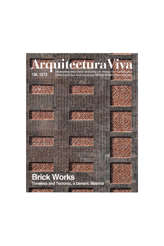 Arquitectura Viva 158: Brick Works