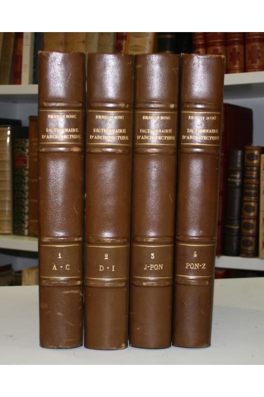 Dictionnaire raisonné d'architecture et des sciences et arts qui s'y rattachent