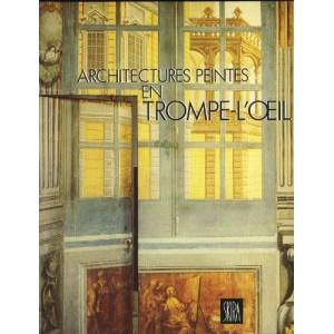 Architectures peintes en trompe-l'oeil