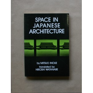 Space in japanese architecture.