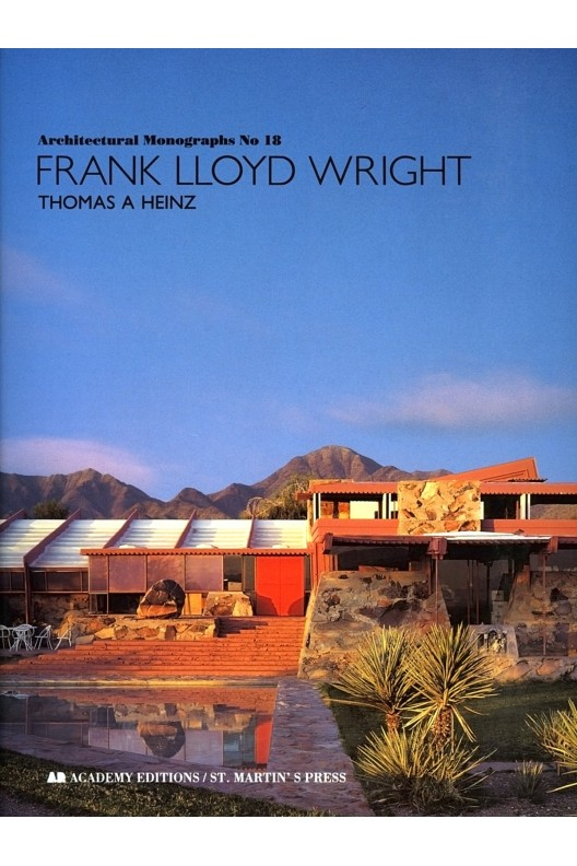 Frank Lloyd Wright / Architectural Monographs n° 18