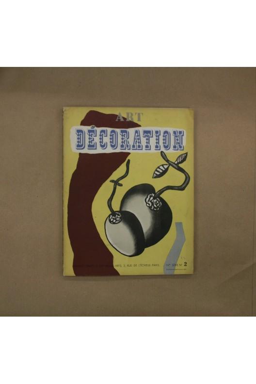 Art et Décoration n° 2 1939