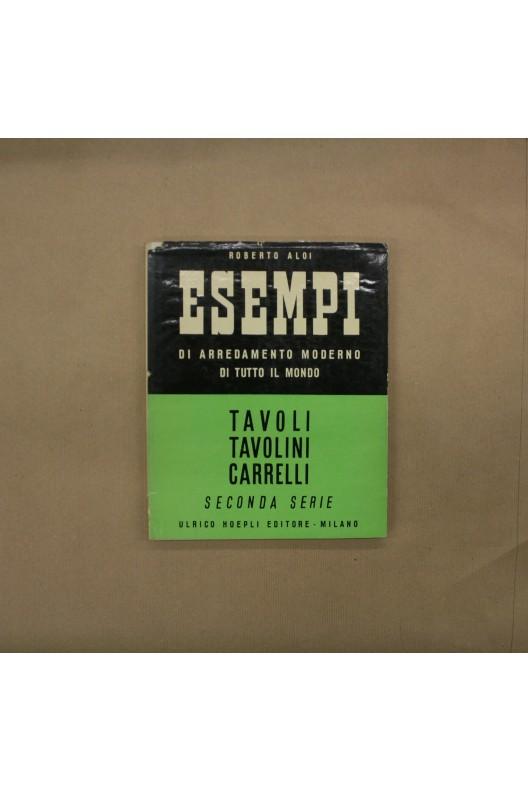 ESEMPI 2 BIS / TAVOLI TAVOLINI CARRELLI 1955