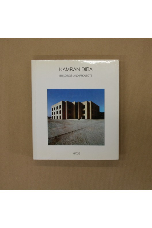 Kamran Diba, Buildings and projects