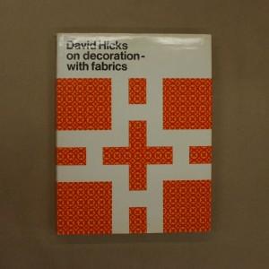 David Hicks / On decoration-with fabrics