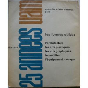 1930-1955 25 années U.A.M.