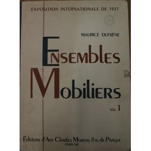 Ensembles mobiliers volume 1 1937.