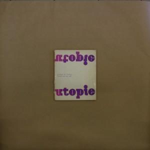 UTOPIE, sociologie de l'urbain numéro un, mai 1967