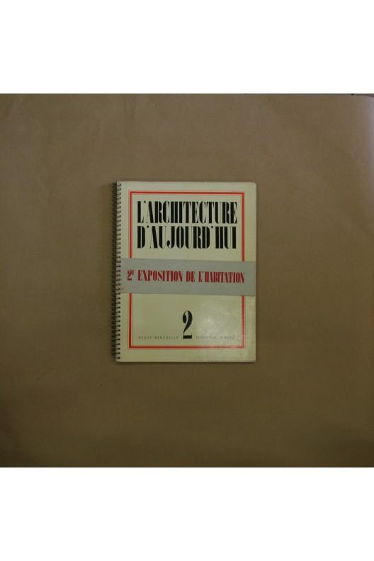 2e exposition de l'habitation 1935