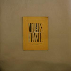 Catalogue Meubles de France volume 2