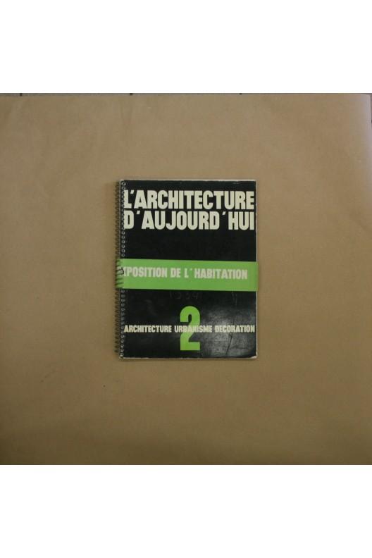 L'Architecture d'Aujourd'hui n°2 de mars 1934