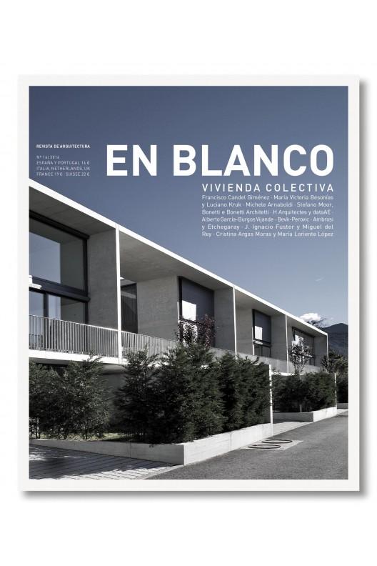 EN BLANCO 14 vivienda colectiva / Logements collectifs