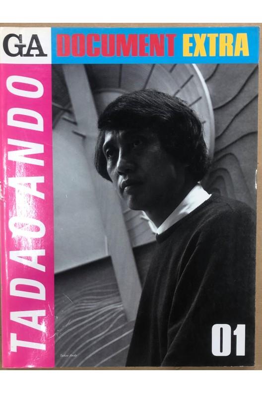 TADAO ANDO / GA 01 / 1995