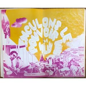URBANISER LA LUTTE DE CLASSE / UTOPIE 1969