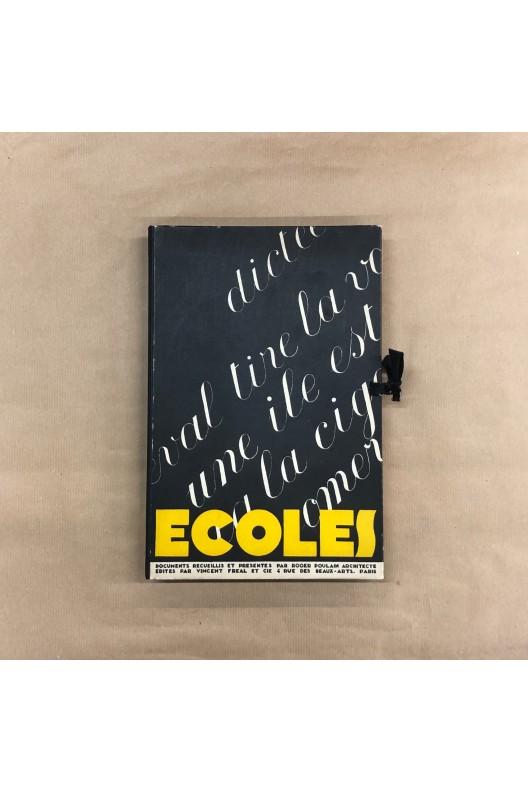 Écoles / Roger Poulain / Vincent Fréal