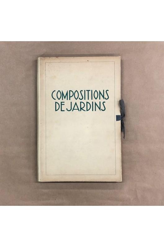 Compositions de jardins / Jean Jacques Haffner