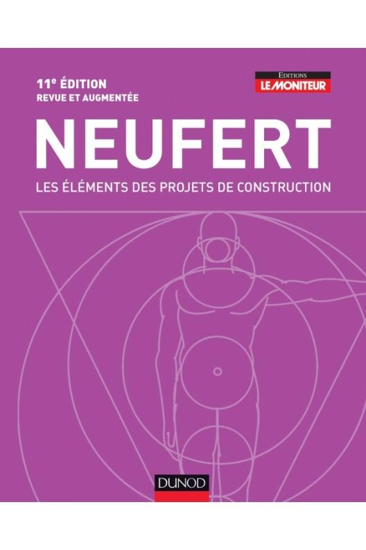 Les éléments des projets de construction. NEUFERT 2014