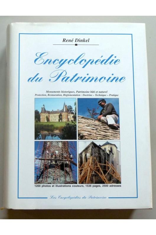 Encyclopédie du patrimoine