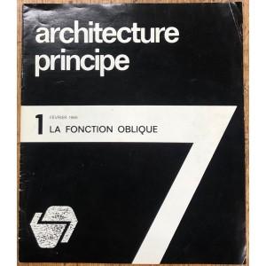 La fonction oblique / Parent / Virilio