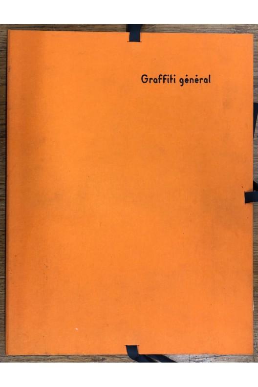 Graffiti général / Karim Boukercha / Édition limitée