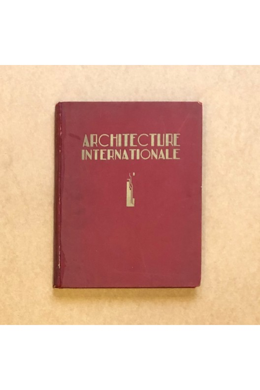 Architecture internationale / Marcel Chappey