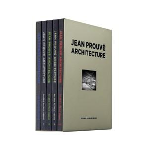 Jean Prouvé architecture : Coffret 2, 5 volumes