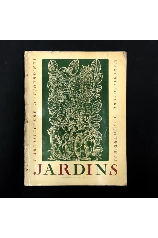 Jardins / L'Architecture d'Aujourd'hui n°4 avril 1937.