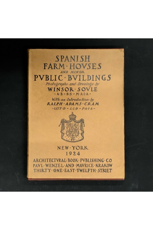 Spanish farm houses and minor public buildings
