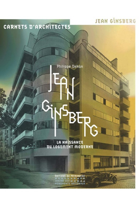 Jean Ginsberg / carnets d'architectes.