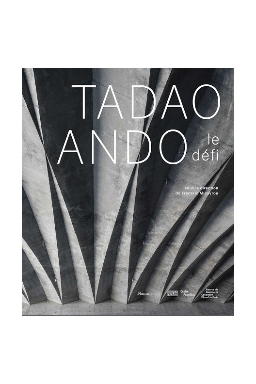 TADAO ANDO. Le défi. Pompidou 2018