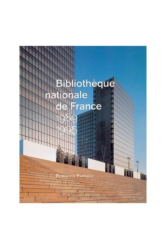 Dominique Perrault / Bibliothèque nationale de France, 1989-1995