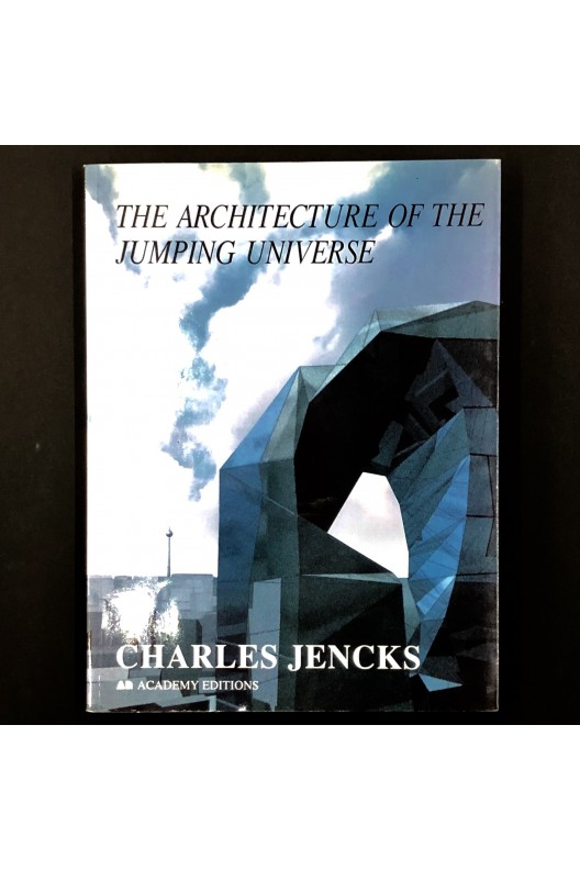 The architecture of jumping universe. Charles Jencks