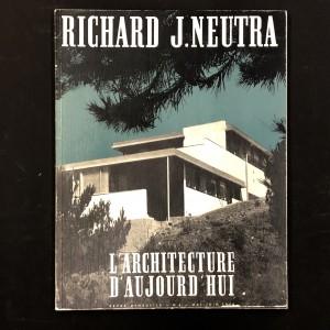 Richard Neutra / L'Architecture d'Aujourd'hui 1946
