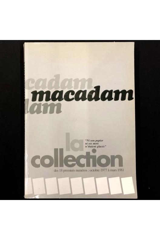 MACADAM / la collection